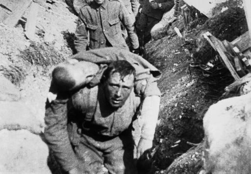 J B McDowell trench