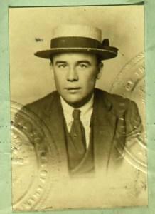 J B McDowell - Charles-Weston-1915-June-30-passport-photo