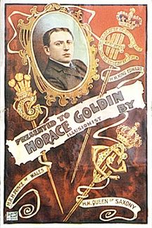 Gustave Fasola Horace Goldin