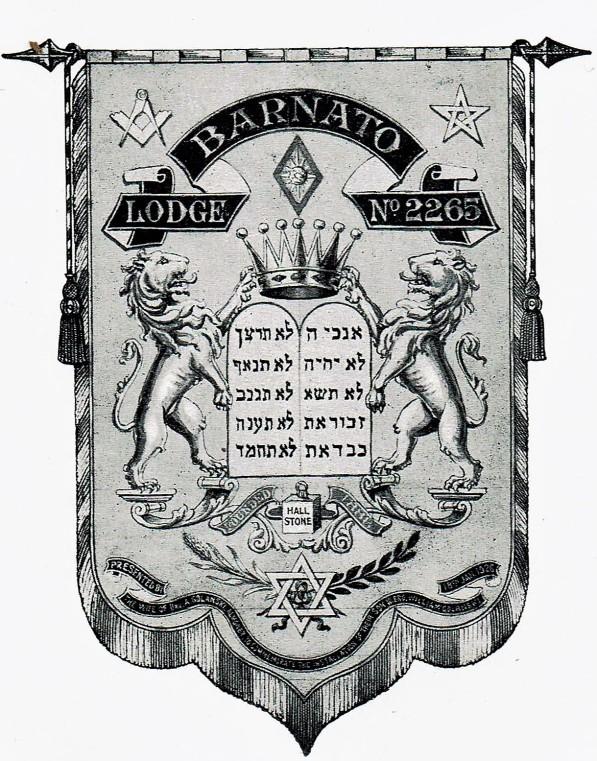 Barnato Lodge Banner