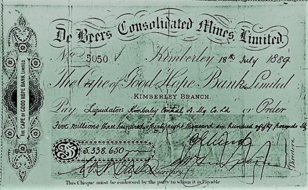 PT-Cheque_wrote_by_Cecil_John_Rhodes_to_-Barney_Barnato-1888
